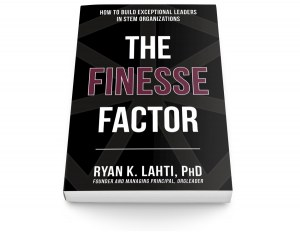 The Finesse Factor by Ryan Lahti